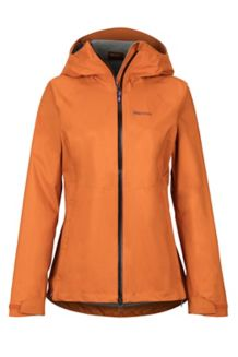 Women's PreCip Stretch Jacket, Bonfire, medium