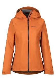 Women's PreCip Stretch Jacket, Bonfire, medium