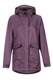 Women's Ashbury PreCip Jacket, Vintage Violet, medium