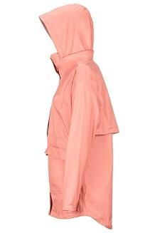 Women's Ashbury PreCip Jacket, Coral Pink, medium