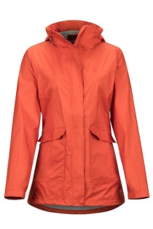 Women's Ashbury PreCip Jacket, Kashmir, medium