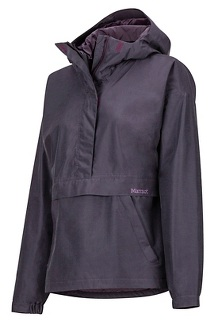 Women's Bennu EVODry Anorak, Purple, medium