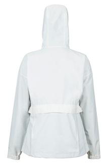 Women's Bennu EVODry Anorak, White, medium