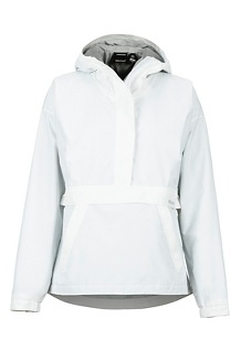 Women's Bennu EVODry Anorak, White, medium