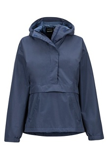 Women's Bennu EVODry Anorak, Arctic Navy, medium