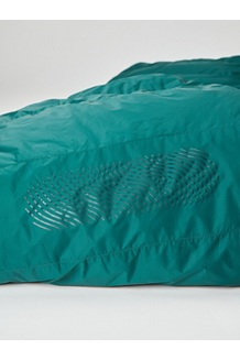 Yolla Bolly 30° Sleeping Bag, Botanical Garden/Kelly Green, medium