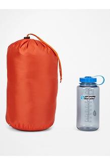 Yolla Bolly 15° Sleeping Bag - Short, Denim/Atlantic, medium