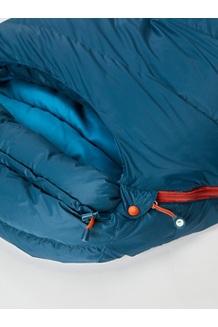 Yolla Bolly 15° Sleeping Bag - Long, Denim/Atlantic, medium