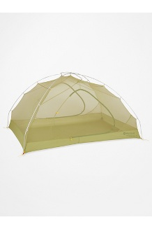 Tungsten Ultralight 3-Person Tent, Wasabi, medium