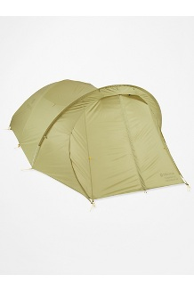 Tungsten Ultralight Hatchback 2-Person Fly, Wasabi, medium