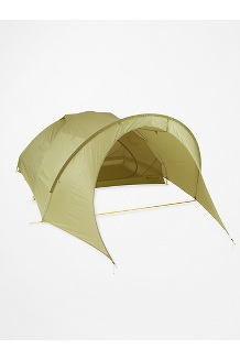 Tungsten Ultralight Hatchback 3-Person Fly, Wasabi, medium
