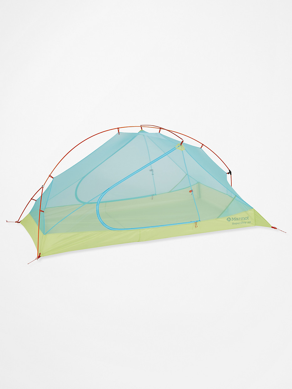 Slate Grey groundsheet for 2 Persons Tent Limelight 2P Marmot Unisexs Waterproof Footprint