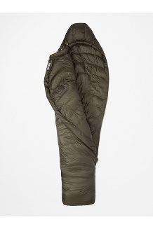 Phase 30° Sleeping Bag, Nori, medium