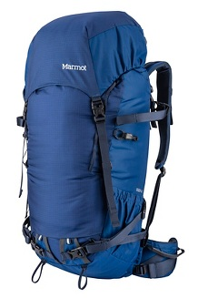 Eiger 42 Pack, Estate Blue/Total Eclipse, medium