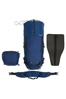 Eiger 42 Pack, Estate Blue/Total Eclipse, medium