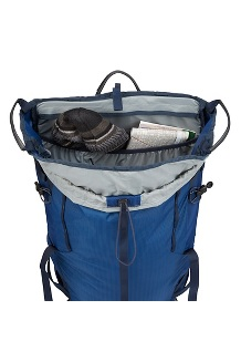 Eiger Rock Pack, Estate Blue/Total Eclipse, medium