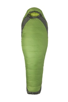 Women's Trestles Elite Eco 30 Sleeping Bag - Long, Wheatgrass/Crocodile, medium