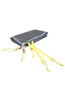 Bolt UL 2-Person Tent Footprint, Slate Grey, medium