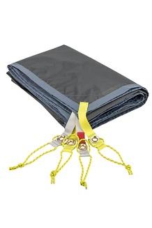Bolt UL 3-Person Tent Footprint, Slate Grey, medium