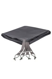 Nighthawk 2-Person Tent Footprint, Slate Grey, medium