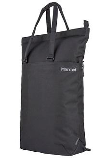 Orinda Tote Bag, Black/Cinder, medium