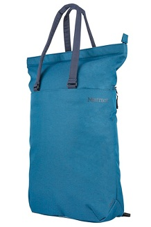 Orinda Tote Bag, Moroccan Blue/Arctic Navy, medium