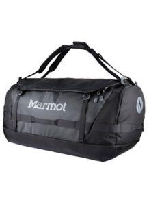 Long Hauler Duffel Expedition Bag, Black, medium