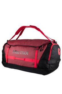 Long Hauler Duffel Expedition Bag, Brick/Black, medium