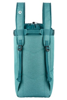 Urban Hauler - Medium, Deep Jungle/Deep Teal, medium