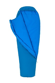 Nanowave 25° Sleeping Bag - Long, Classic Blue, medium