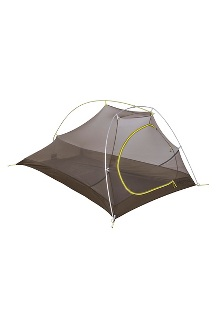 Bolt Ultralight 2-Person Tent, Dark Citron/Citronelle, medium