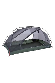 Nighthawk 2-Person Tent, Crocodile/Bright Steel, medium