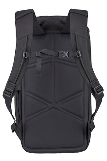 Rockridge Day Pack, Black/Cinder, medium