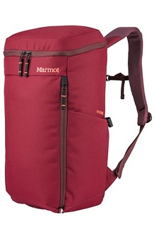 Rockridge Day Pack, Claret, medium