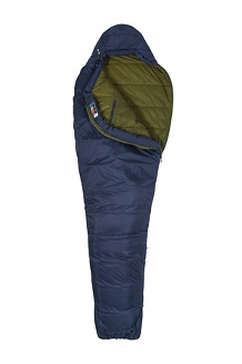 Ultra Elite 30° Sleeping Bag, Dark Steel/Military Green, medium