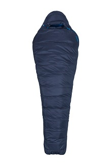 Ultra Elite 20 Sleeping Bag - Long, Dark Steel/Lakeside, medium