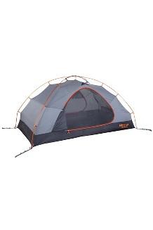 Fortress 2-Person Tent, Tangelo/Grey Storm, medium