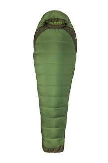 Trestles Elite Eco 30° Sleeping Bag - Long, Vine Green/Forest Night, medium