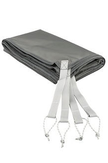 Mantis 2-Person Plus Footprint, Slate Grey, medium