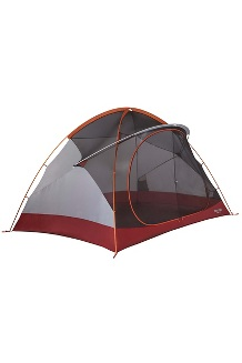 Orbit 6-Person Tent, Orange Spice/Arona, medium