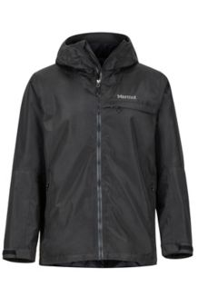 Tamarack Waterproof Jacket, Black, medium