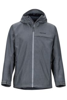 Tamarack Waterproof Jacket, Cinder, medium