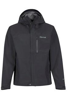 Men's Minimalist Jacket, Black, medium