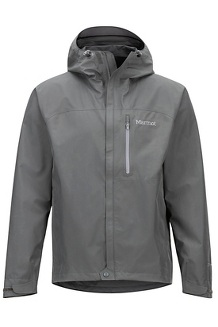 Men's Minimalist Jacket, Slate Grey, medium