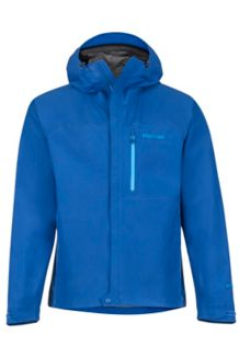 Minimalist Jacket, Dark Cerulean, medium