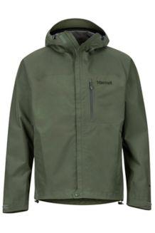 Minimalist Jacket, Crocodile, medium
