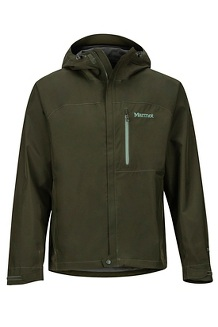 Men's Minimalist Jacket, Rosin Green, medium