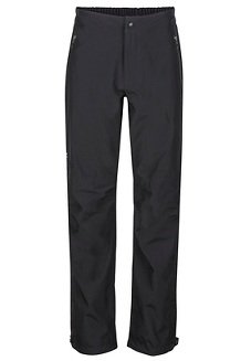 Men's Minimalist Pants, Black, medium