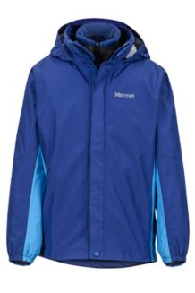 Boy's Northshore Jacket, Nightfall/Lakeside, medium