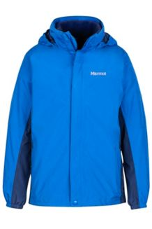 Boy's Northshore Jacket, True Blue/Arctic Navy, medium